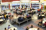 Hundreds of students, parents and staff members attended a recent district-wide meeting about race at Southridge High School, in Beaverton, Ore.