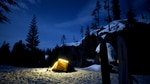 Crater Lake camping.