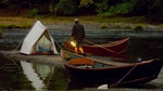 """Greg Hatten calls his throwback camping style """"canvas and wool."""""""