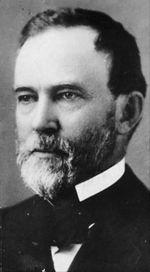 Sylvester Pennoyer, Oregon's eighth governor.