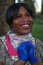 Portland comedian Dahlia Belle
