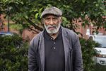 Kent Ford, founder of the Portland chapter of the Black Panther Party, has been attending protests in Portland every night since they began at Revolution Hall.