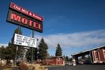 Old Mill & Suites is pictured in Bend, Ore., Thursday, Feb. 4, 2021. The city of Bend hopes to convert the motel into transitional housing for people experiencing homelessness or at risk of homelessness.