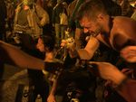Two people were pepper-sprayed after the arrival of Border Patrol agents in Bend, Ore.