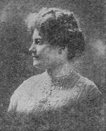 Few photos of Carrie B. Shelton have survived to this day, aside from some grainy black-and-white profile shots which ran in newspapers more than 100 years ago.