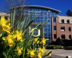 The University of Oregon campus.