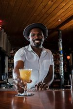 Rum Club bartender Micah Anderson is one of many advocating the Oregon Legislature allow bars to serve cocktails to-go.