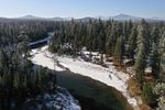 The Upper Deschutes River at Bull Bend is pictured Friday, Nov. 20, 2020, near La Pine, Ore.