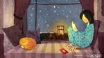 "Illustration fro Lee White's ""Love Santa'"