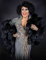 Poison Waters, aka Kevin Cook, explores the history, politics, and artistry of drag in the Pacific Northwest in new course being taught at Portland Community College.