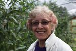 Barbara Slott is the butterfly steward at Elkton Community Education Center.