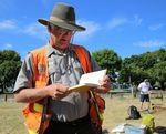 National Park Service archaeologist Doug Wilson hopes to find artifacts that illustrate the lives of people who lived around Fort Vancouver hundreds of years ago.