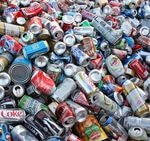 A collection of recylable beverage containers is pictured in this file photo.