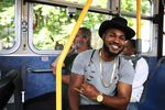 "Omar Ali rides the number four Trimet bus almost every day. ""I listen to my home music, which is East African music,"" he said. He's originally from Congo and he says Papa Wemba is his favorite Congolese artist."
