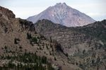 North Sister from Tam McArthur Rim near Bend, Ore., Oct. 9, 1994.