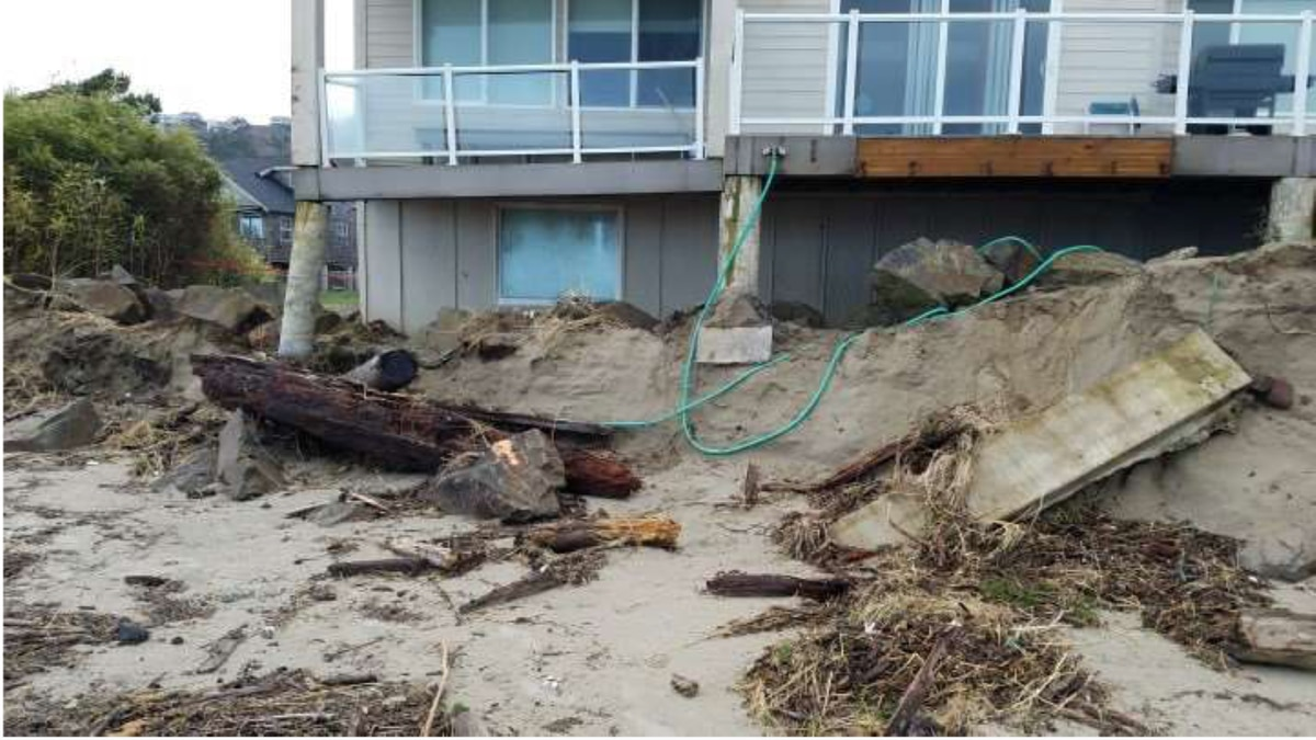 Climate change, planning choices will affect coastal communities - OPB News