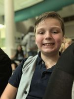 Aidin, 8, is one of a number of children who might be affected by a lawsuit led by Disability Rights Oregon, over instruction time for students with disabilities in rural parts of Oregon.