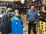 Humberto 'Beto' Calderon started out as a farmworker in Hood River over thirty years ago. He opened up his store 12 years ago.